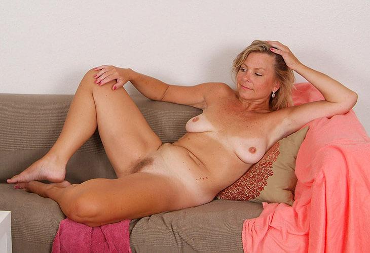 Luxus Oma beim geilen Sex